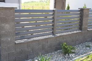 Jedinečné ploty / realizace č. 307