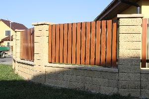 Jedinečné ploty / realizace č. 314