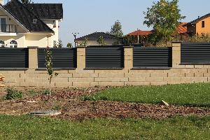 Jedinečné ploty / realizace č. 311