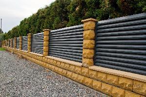Jedinečné ploty / realizace č. 317