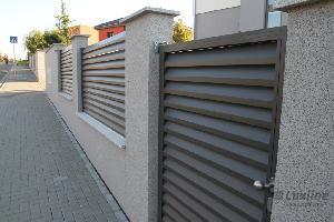 Jedinečné ploty / realizace č. 302